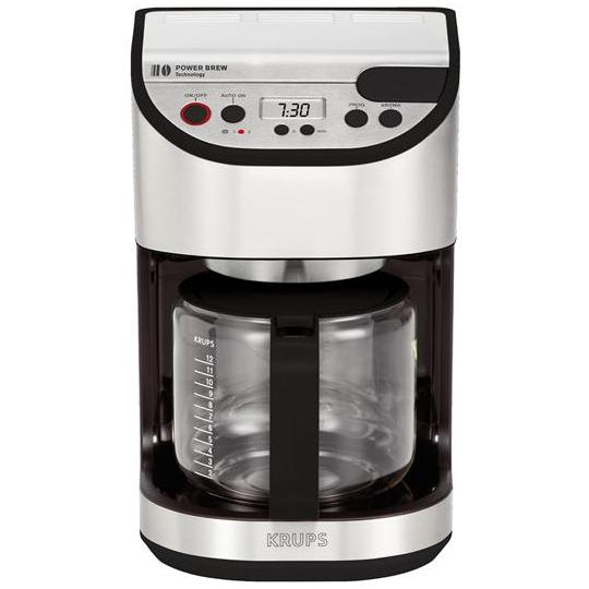 Cafeti re inox programmable - Cafetiere filtre programmable isotherme ...