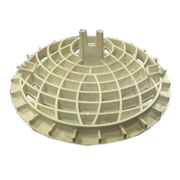 grille pour siphon de sol pour rev tement plastique tarkett. Black Bedroom Furniture Sets. Home Design Ideas