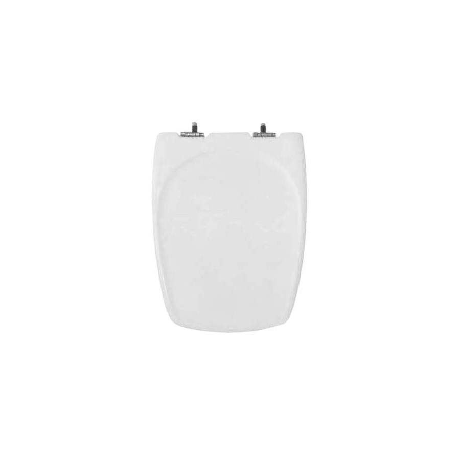 Abattant pour wc Cheverny Blanc SELLES 84ee50a02a86