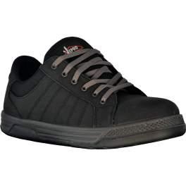Manibasse Basses Nubuck De Taille Sécurité Chaussures 44Cuir Noir UVMpjLSzGq