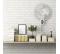 Ventilateur mural blanc, diamètre 43cm PONENT 16