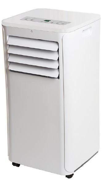 Climatiseur mobile monobloc, blanc 9000 BTU