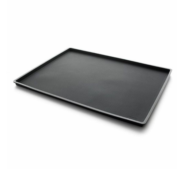 Tapis de four en silicone 40x30 Noir