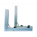 Support équerre 550 ou 650 mm pour groupe extérieur, maxi 160kg