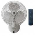 Ventilateur mural AXELAIR 2400 M3/H, D.365mm, 35 W