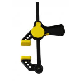 Serre joint automatique avec pince nylon, capacité 450 mm
