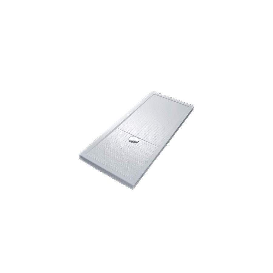 receveur de douche blanc olympic plus 160x90 cm. Black Bedroom Furniture Sets. Home Design Ideas