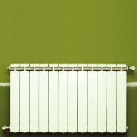 chauffage central fonte aluminium 12 l ments blanc klass 600. Black Bedroom Furniture Sets. Home Design Ideas