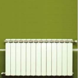 Chauffage Central Fonte Aluminium 13 /él/éments Blanc KLASS 500 Global