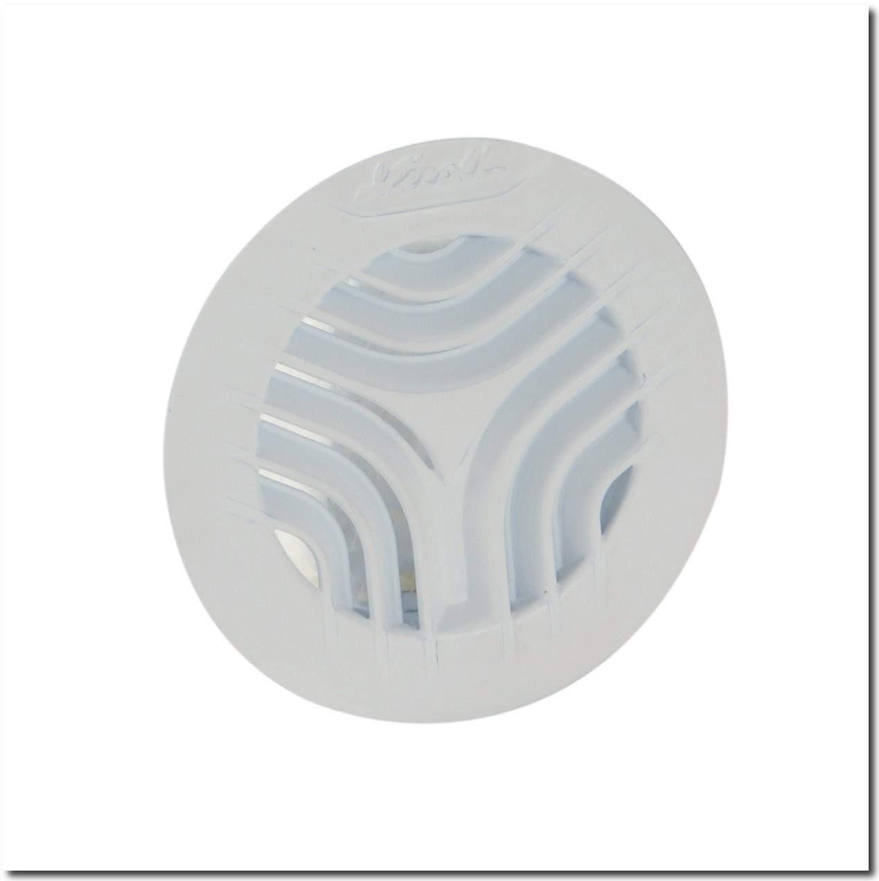 PVC à clipser pour tube PVC