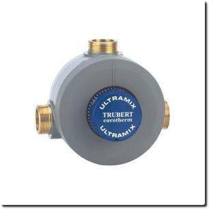 Robinetterie thermostatique collectif