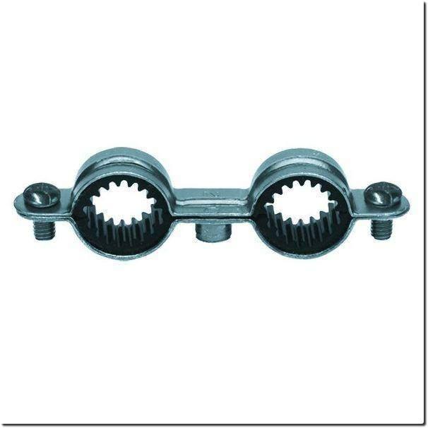 Collier double isophonique