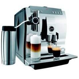 Machines à expresso et cappuccino