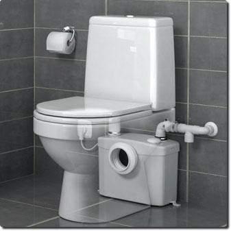 Broyeurs WC