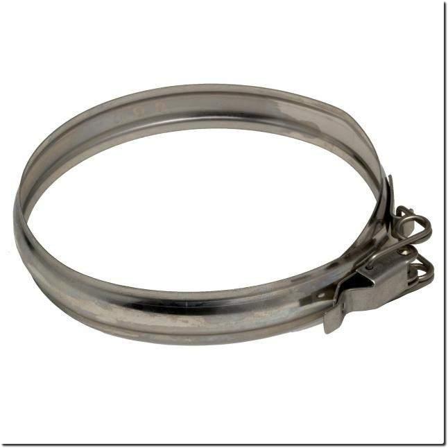 Collier de sécurité inox