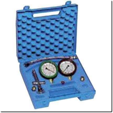 Coffret contrôle pression fuel