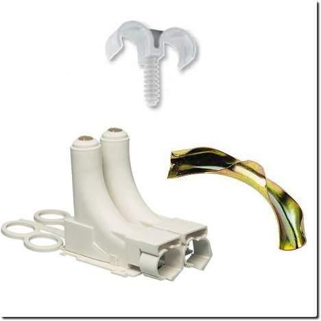 Accessoires pour tubes réticulés