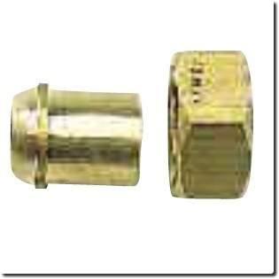 Raccord 2 pièces à jonction sphero-coniques 6101