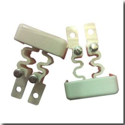 Accessoires de finitions pour moulures 12,5 mm
