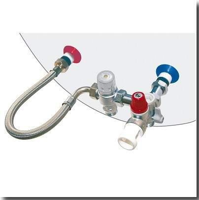 Kit sécurité chauffe-eau contre legionellose